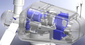 225 KW Windturbine